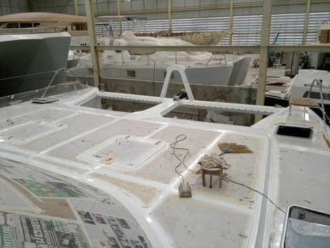 costruzione-catamarano