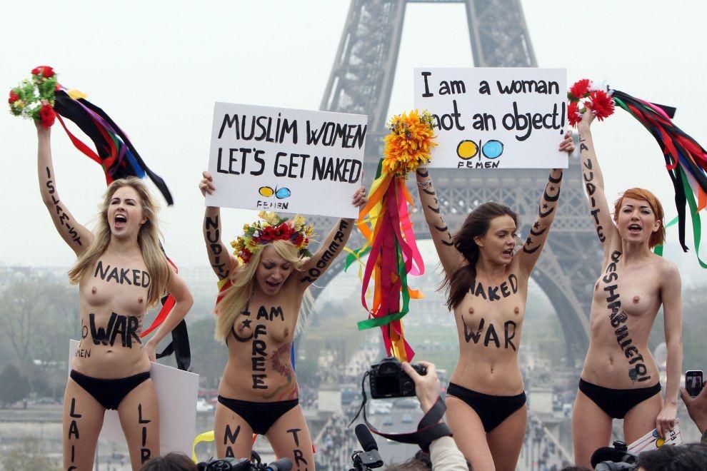femen-parigi