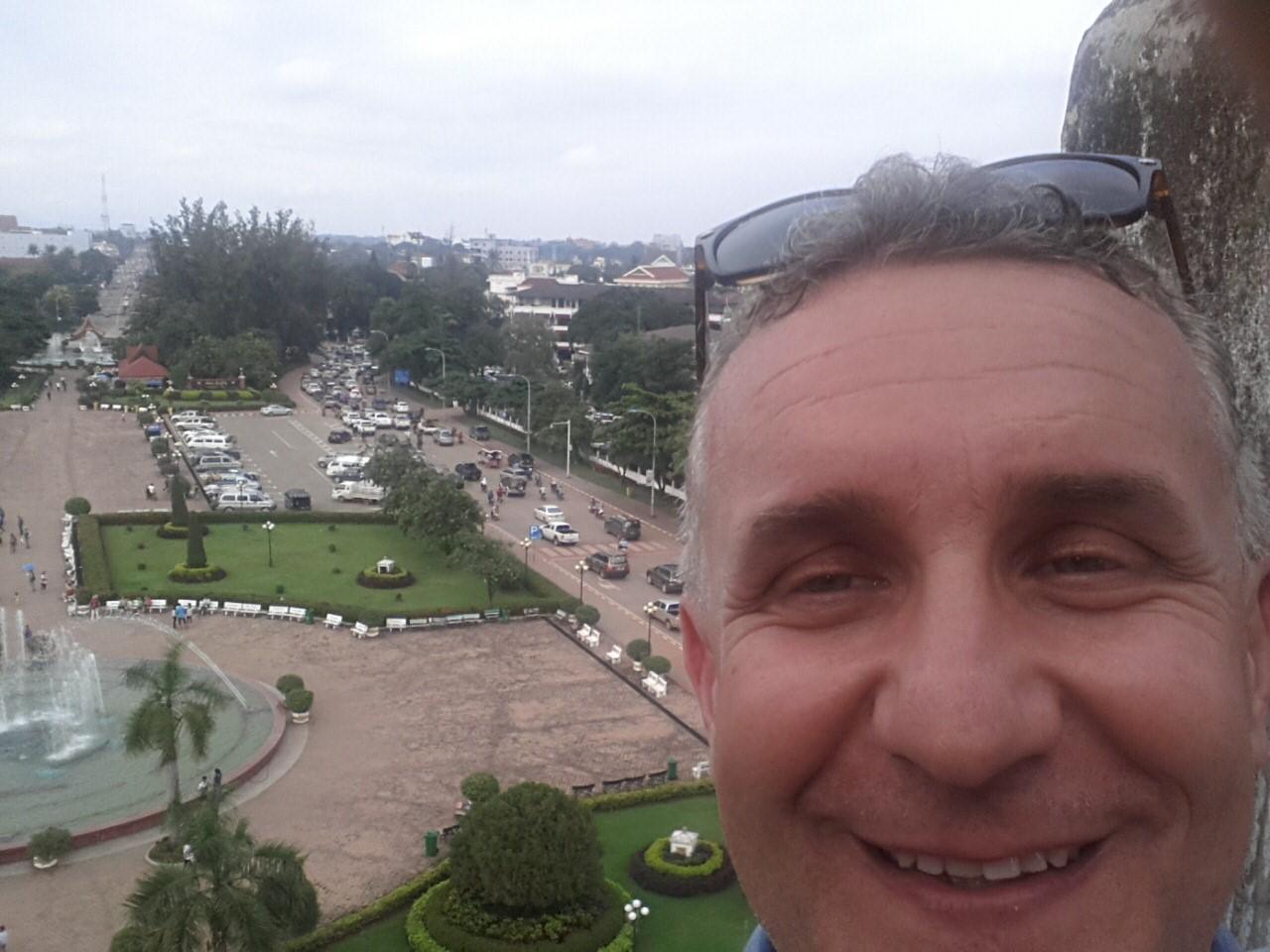 selfie-a-vientiane