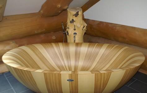 Vasche da bagno terra e mare - Vasche da bagno in legno prezzi ...