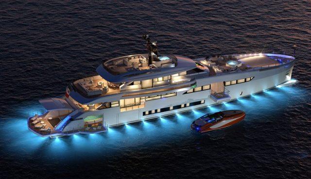 barca con batterie