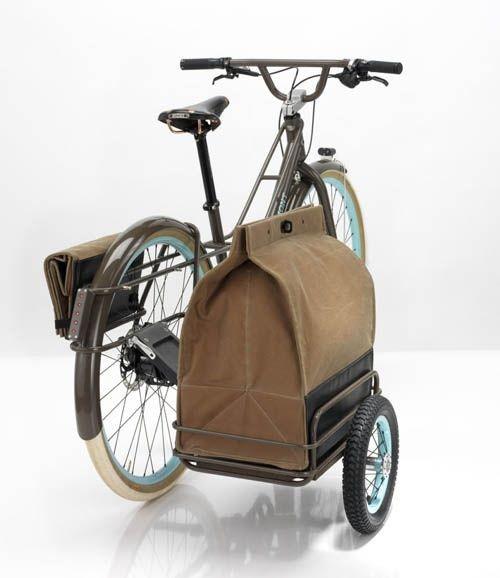 bicicletta sidecar