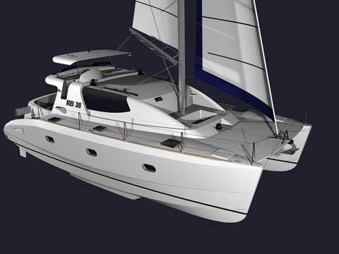 progetto catamarano 12 metri