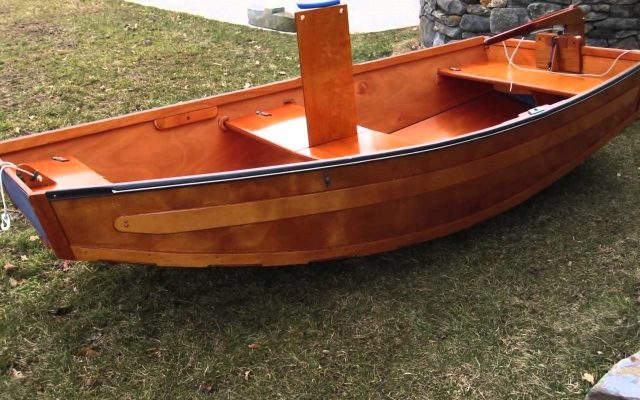 dinghy ripiegabile