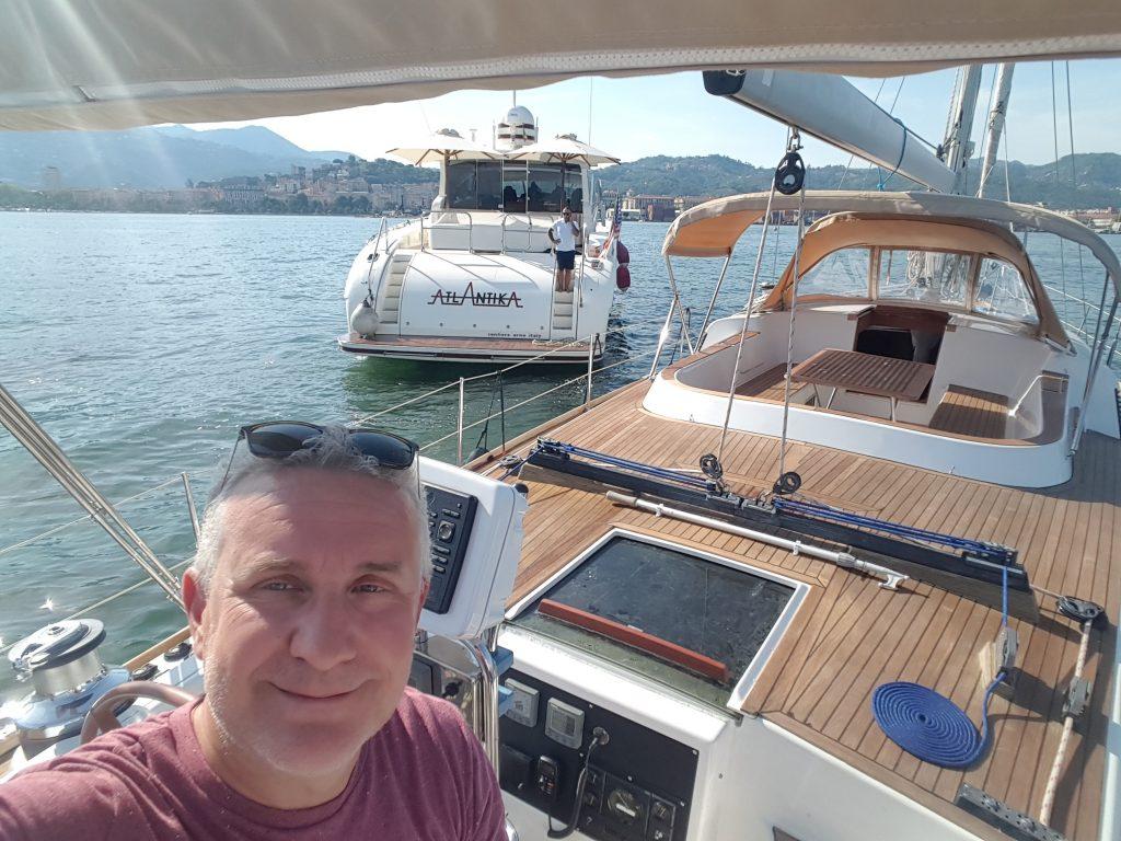 Selfie sul Taita