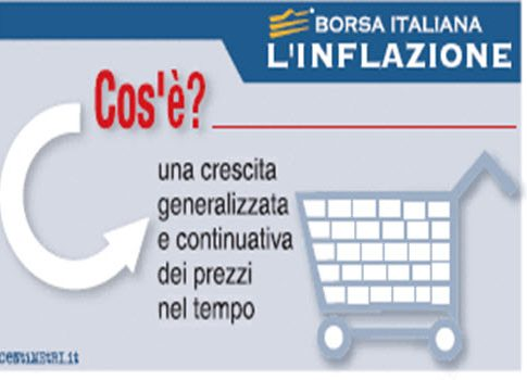 inflazione in italia